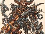 Beast King Gebres