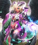 Ex IV Sadistic Queen, Azui