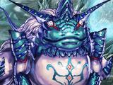 Poison Spit Frog