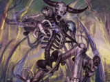Skeleton Minotaur