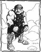 Athasian Dwarf