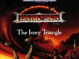 Ivory Triangle, The. Boxed Set