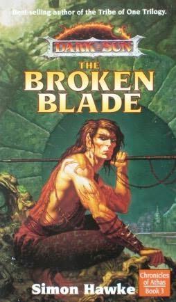 The Broken Blade