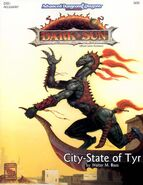 City State of Tyr Cover