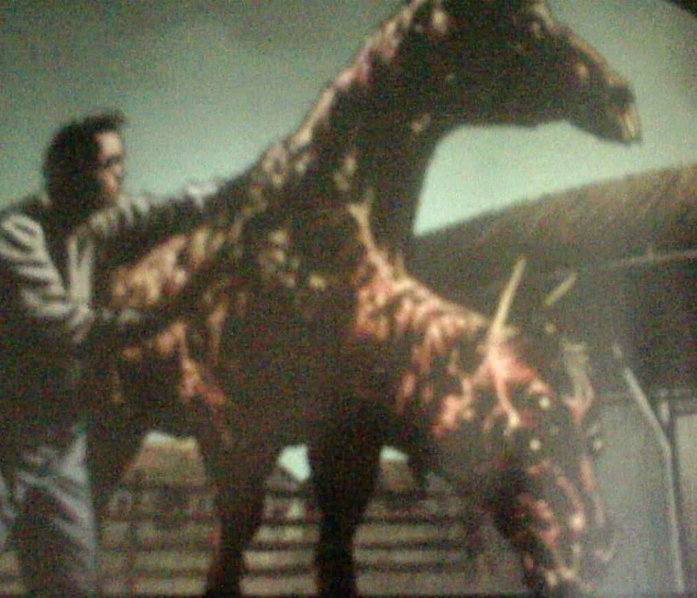 Mutant Horses