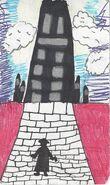 Dark Tower Bookmark