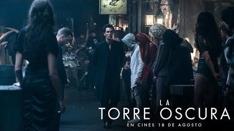LA TORRE OSCURA. Protagonizada por Idris Elba y Matthew McConaughey. Ya en cines.