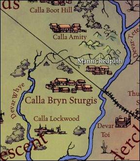 Calla Bryn Sturgis The Dark Tower Wiki Fandom