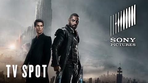 The Dark Tower - Easter Eggs - Starring Idris Elba & Matthew McConaughey - At Cinemas August 18