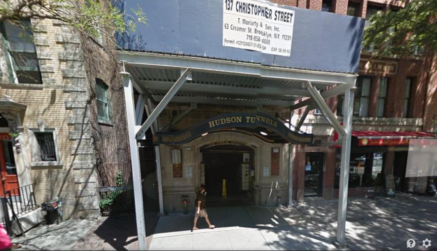 Christopher Street Station