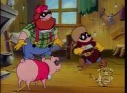 DuckTales - Canadian Beagle Boys