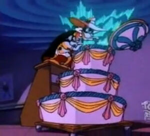 Negaduck cake.jpg