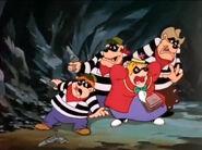 DuckTales - Frontier Beagle Boys