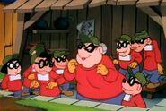 DuckTales - Beagle Brats
