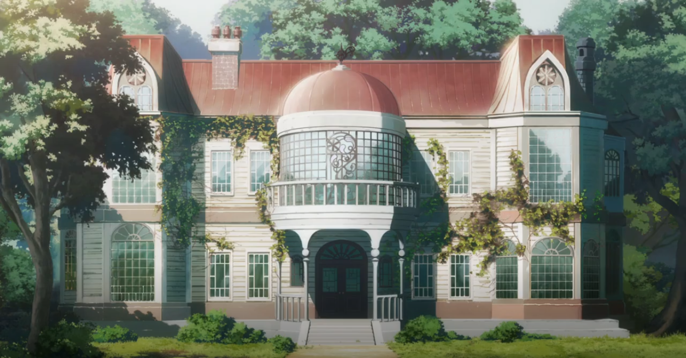 Zero two kuca House