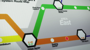 Franxx route map