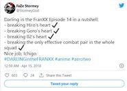 Response on ep 14