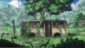 Decaying bus