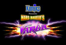 Komiks Presents: Varga