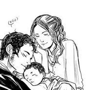 Will, James i Tessa
