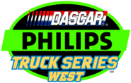 Philips Truck Series West Logo
