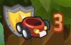 Shield and vehicle