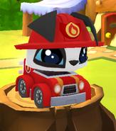 Firetruckember