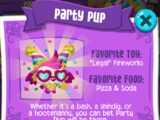 Party Pup