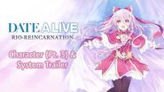 DATE A LIVE Rio Reincarnation - Character (Pt