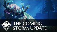 Dauntless - The Coming Storm