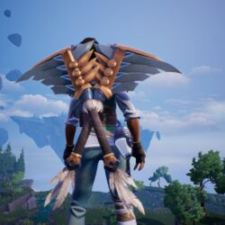 Flight of the Shrike