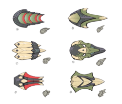 Designs for the Drask strikers..png