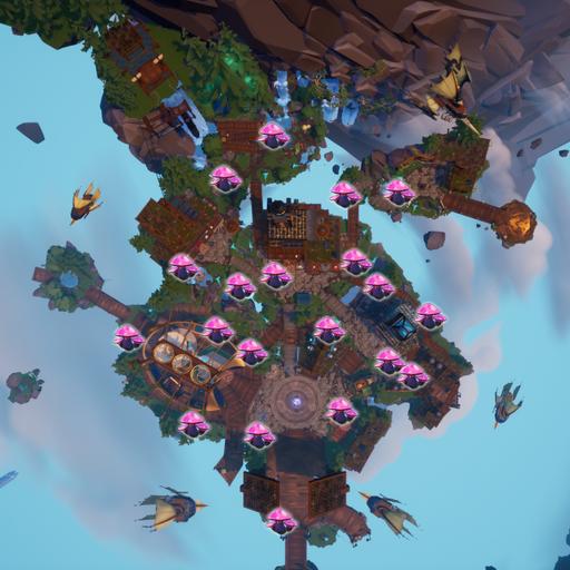 Strange Horizons Gatherables Map.png