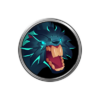 Ragetail Gnasher Illustrated Framed Icon.png