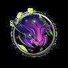 Razorwing Kharabak Illustrated Framed Icon.png