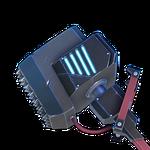 Transmog Skymetal Hammer.png