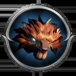Gnasher (Lesser) Icon Framed.png