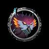 Moonreaver Shrike Illustrated Framed Icon.png