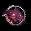 Flameborn Rezakiri Illustrated Framed Icon.png