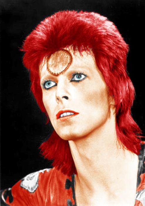 Ziggy Stardust Persona David Bowie