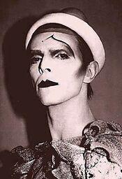 Pierrot bowie