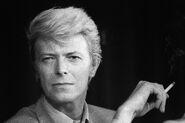 David Bowie-Ralph Gatti-Getty