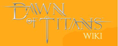 Dawn of Titans Wiki