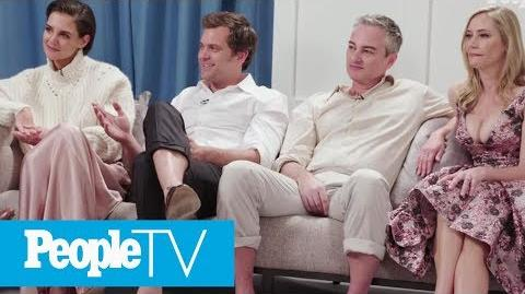 Watch The 'Dawson's Creek' Cast Try To Remember Theme Song Lyrics PeopleTV Entertainment Weekly