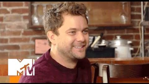 """Joshua Jackson Can't Get Over """"Dawson's Creek"""" MTV After Hours"""