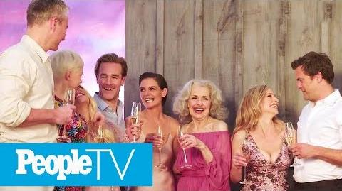 'Dawson's Creek' Reunites! Cast Looks Back At Iconic Show's Legacy PeopleTV Entertainment Weekly