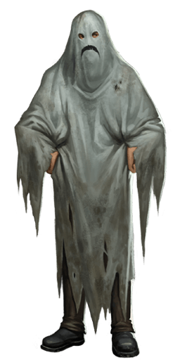 Ghost suit