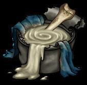 Bone glue