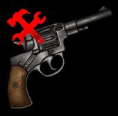 Nagant Revolver (Broken)