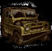 UAZ-469 (Broken)